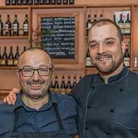 Antonio und Antonino Mastrangelo