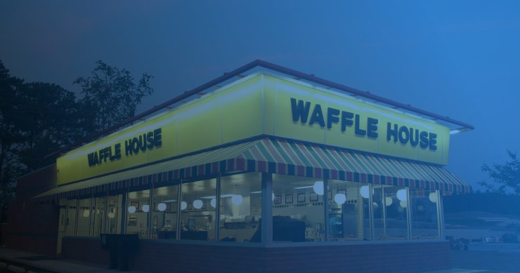 Man tries to rob Waffle House with BB gun, gets shot by customer