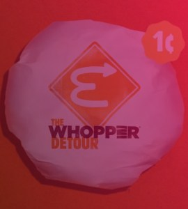 burger king whopper mcdonalds dapulse tecnology