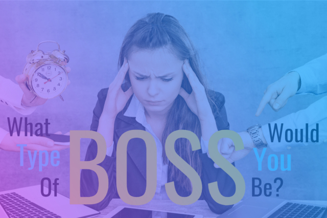 which type of boss would you be dapulse quiz