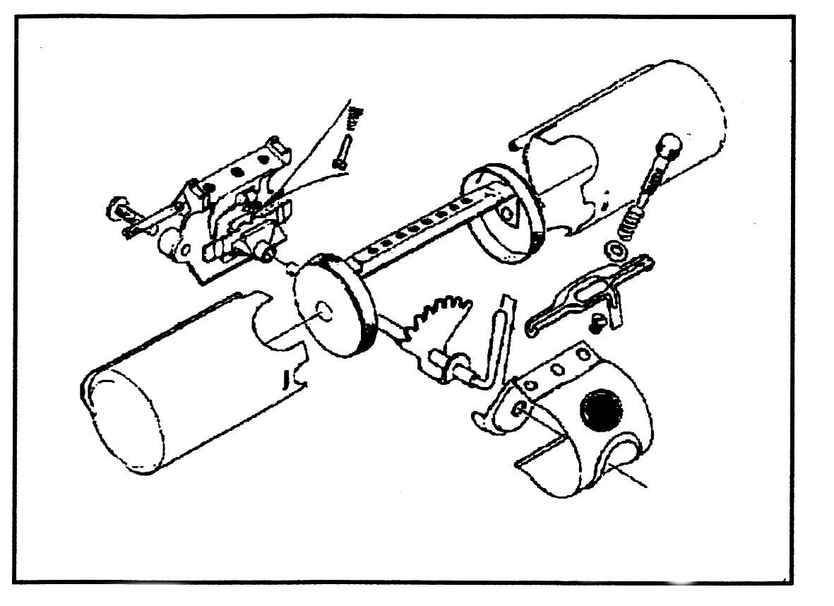 Vacuum Wipers Diagram