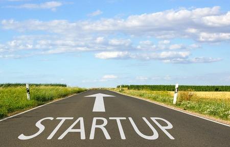 Start up road