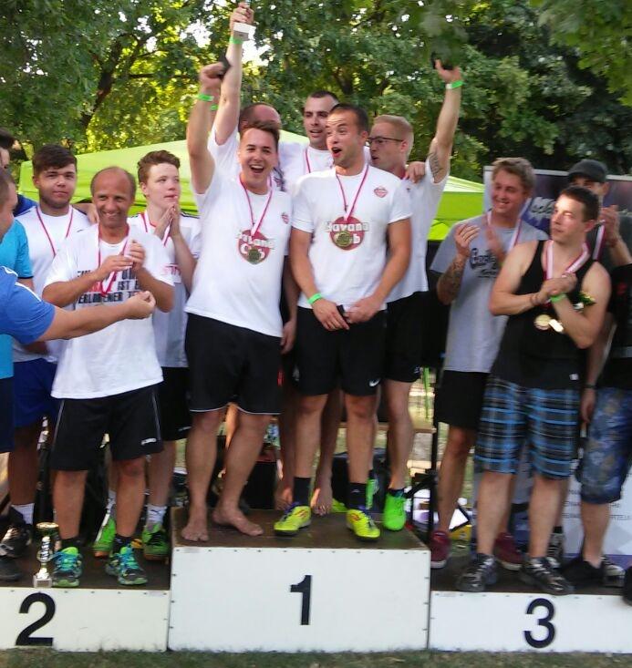 RiesenWuzzler Turnier Wien