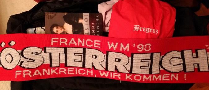 Koffer packen!