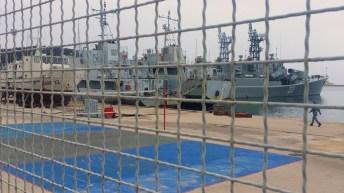 Militärhafen Bar