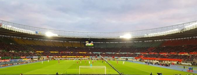 Überall albanische Fans