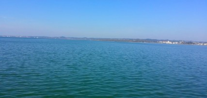 Bodensee - fast wie am Meer