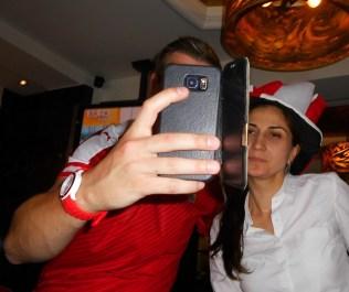 Eines der letzten Fotos mit meinem Handy...