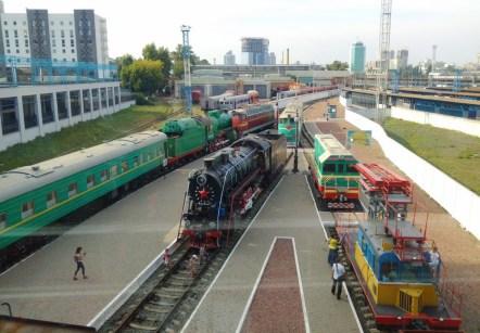 Alte Züge