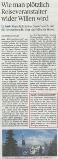 16.11.2017, Die Presse