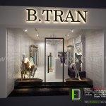 B.TRAN Store – 166 Cống Quỳnh Str, Quận 1, TP.HCM