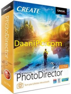 CyberLink PhotoDirector Ultra [V9.10] Crack With Key Free Download
