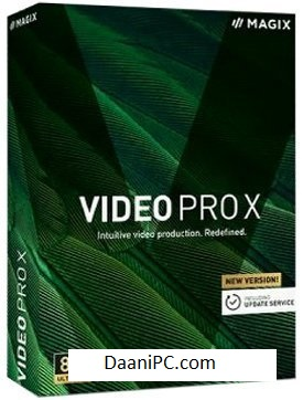 MAGIX Video Pro [X12 v18.0.1.94] Crack With Serial Key Free Download