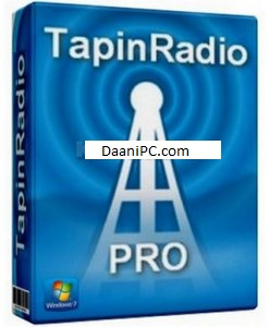 TapinRadio Pro [V2.14.3] Crack With Portable Free Download
