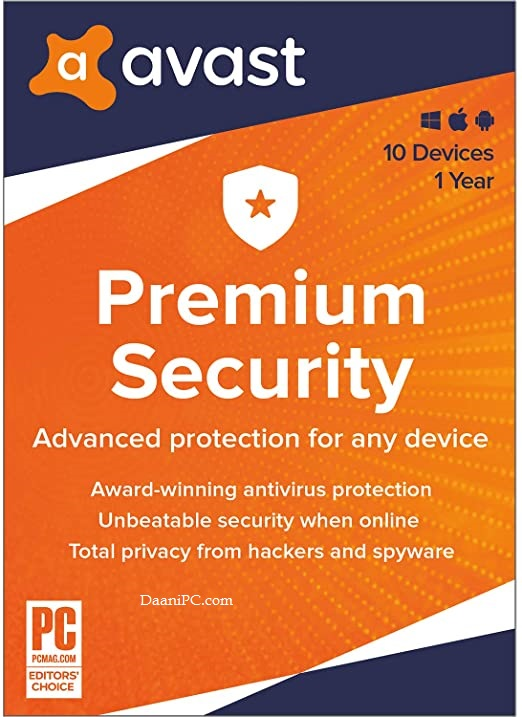 Avast Premium Security [2021] Crack With License File Full Free Download