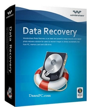 Wondershare Data Recovery V6.6.1 Crack With [Updated] Free Download