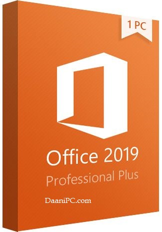 Microsoft Office Professional Plus [2019] Key With Activator