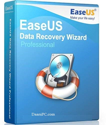 Easeus Data Recovery Wizard (2021) Crack With License Key Full Free Download [Latest]