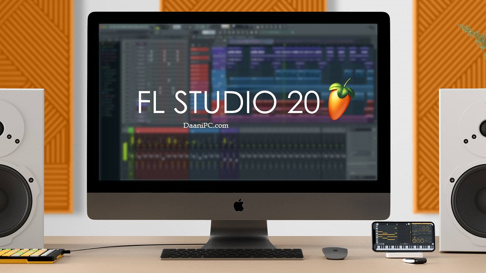Image-Line FL Studio 20 [Latest] Crack With Portable [Fruity Loops 20 Keygen & patch] Free Download