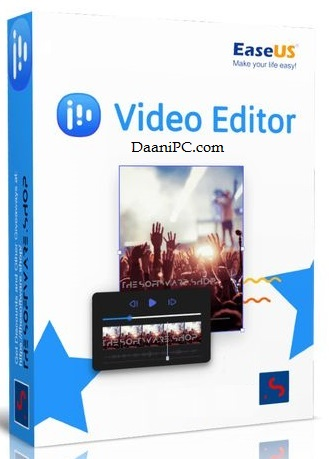 EaseUS Video Editor [v1.6.0.33] With Crack Free Download Latest