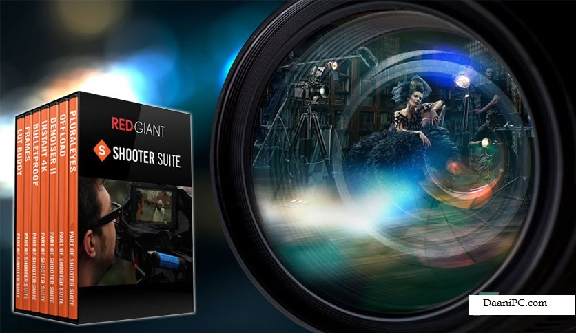 Red Giant Shooter Suite [v13.1.5] Crack With License key Free Download