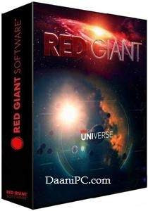 Red Giant Universe Premium [v2.2.2] With Crack Free Download
