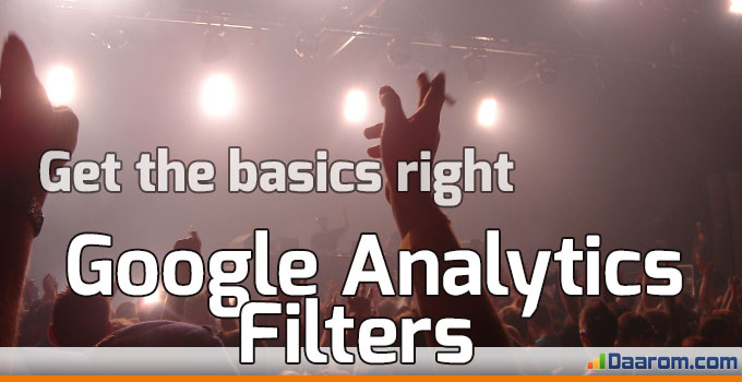 Google Analytics Filters