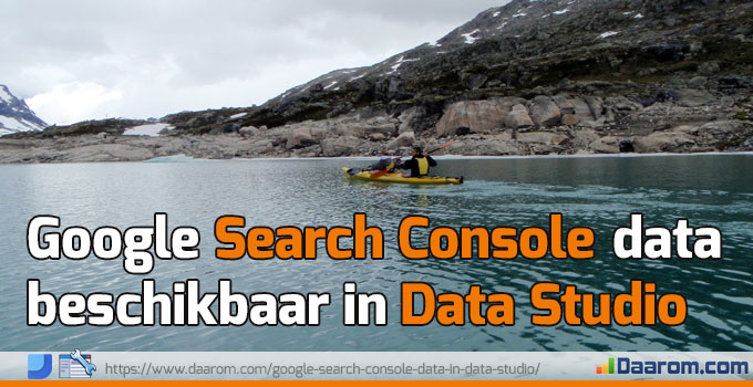 search-console-data-studio
