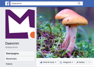 DaaromM referentie facebook 1