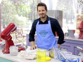 Dony De Nuccio grande vencedor do reality show Bake Off Brasil