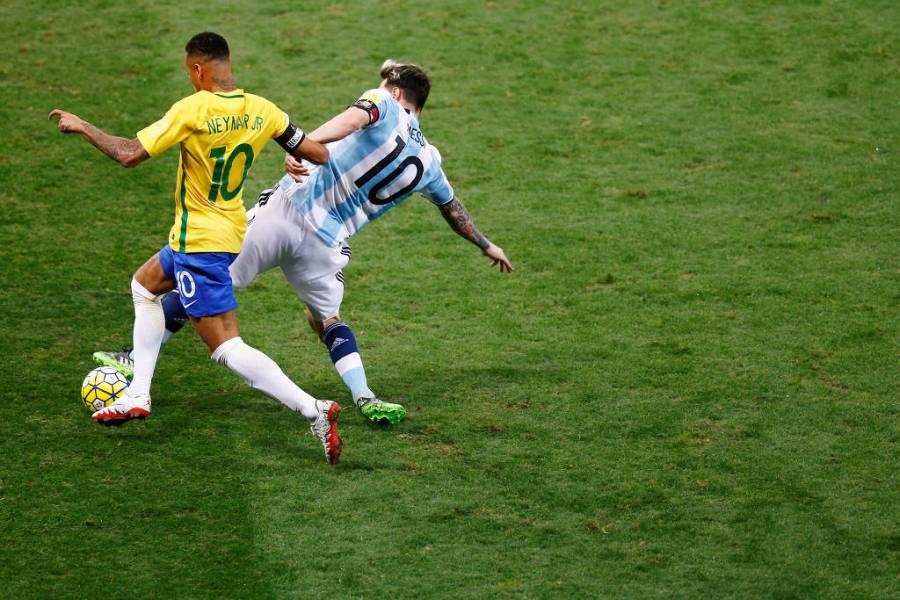 Copa América vence Eurocopa