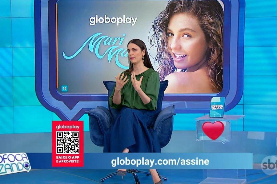 Globoplay faz merchan