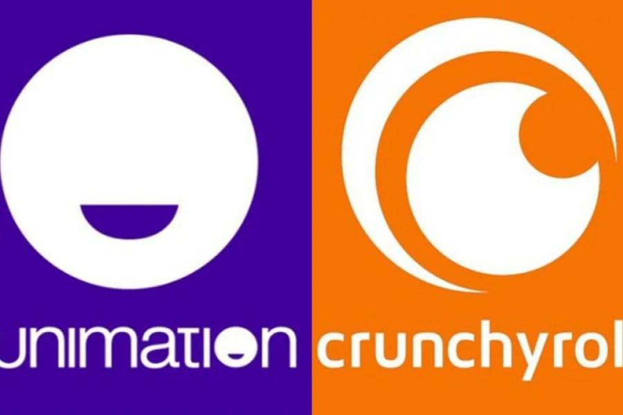 Funimation e Crunchyroll