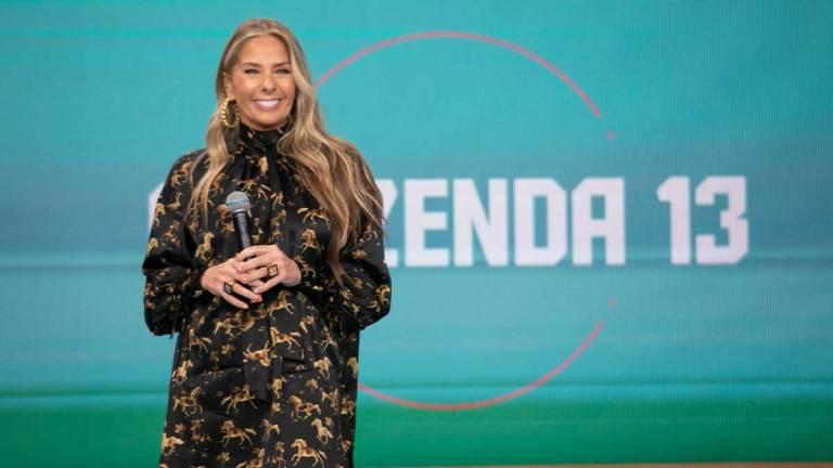 Adriane Galisteu estreou em A Fazenda 13