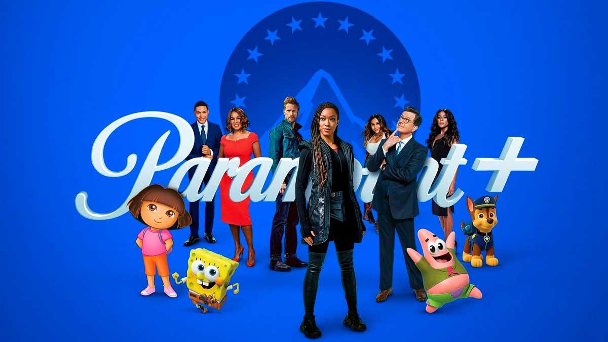 Paramount+,serviço de streaming da ViacomCBS