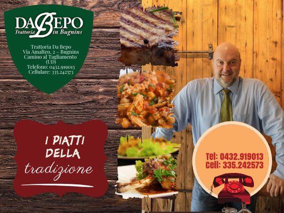 IMG 3344 I piatti della tradizione, trattoria Da Bepo