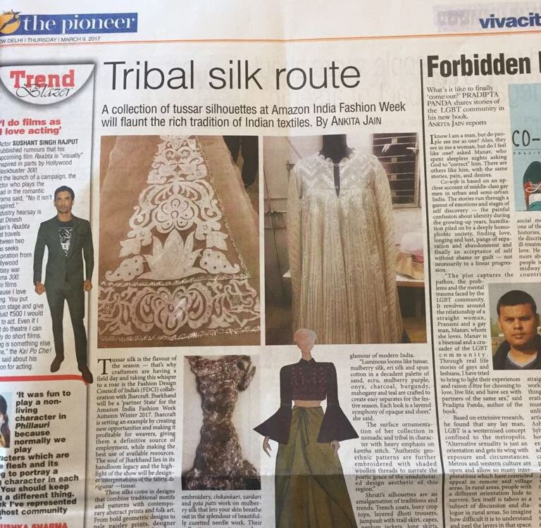 Tribal silk route
