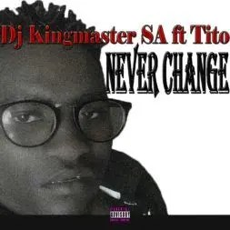 Never Change Cover