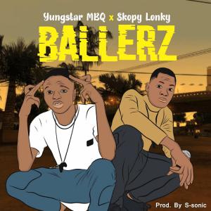 Ballerz - Yungstar MBQ, Skopy lonky 480