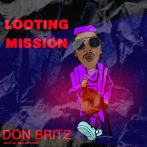Looting Mission - Don Britz