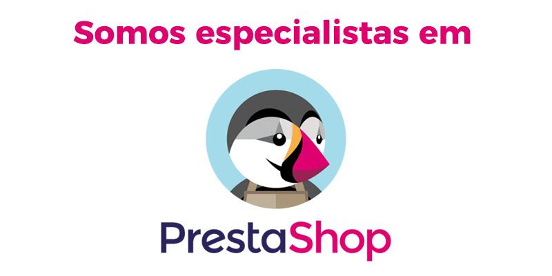 Consultoria, Instalação, Configuração e Customização de PrestaShop - Entre em Contato