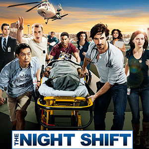 """DACAPO records ADR for episode 305 of """"The Night Shift"""" with Sony Pictures"""