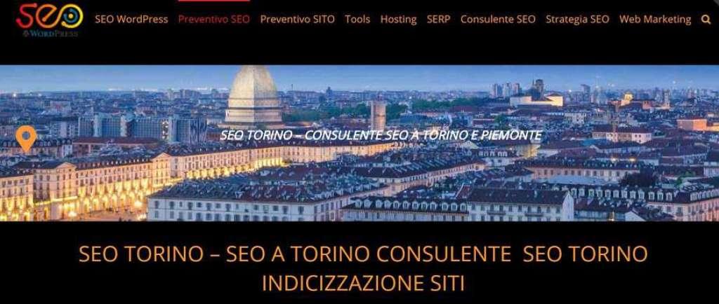 SEO Torino