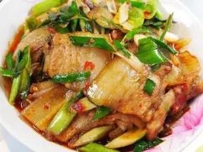蒜苗回鍋肉的詳細做法 - 大廚網簡易食譜