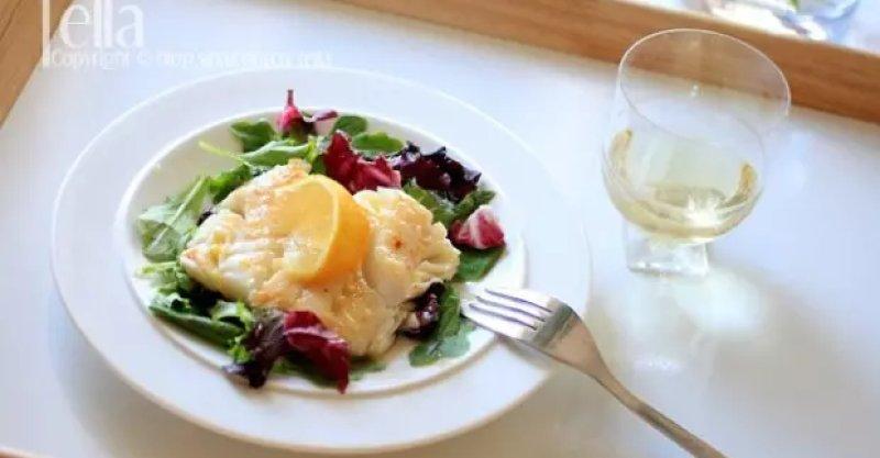 檸檬煎鱈魚柳的詳細做法 - 大廚網簡易食譜