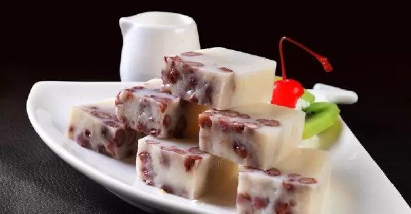 港式甜品—紅豆椰汁糕的詳細做法 - 大廚網簡易食譜