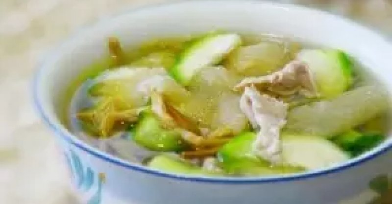 黃花菜絲瓜瘦肉湯的詳細做法 - 大廚網簡易食譜