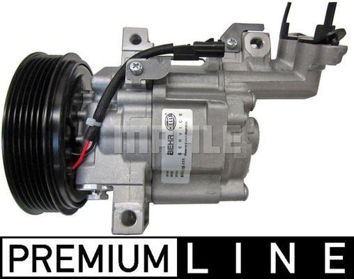 Compressor, airconditioning ACP929000P