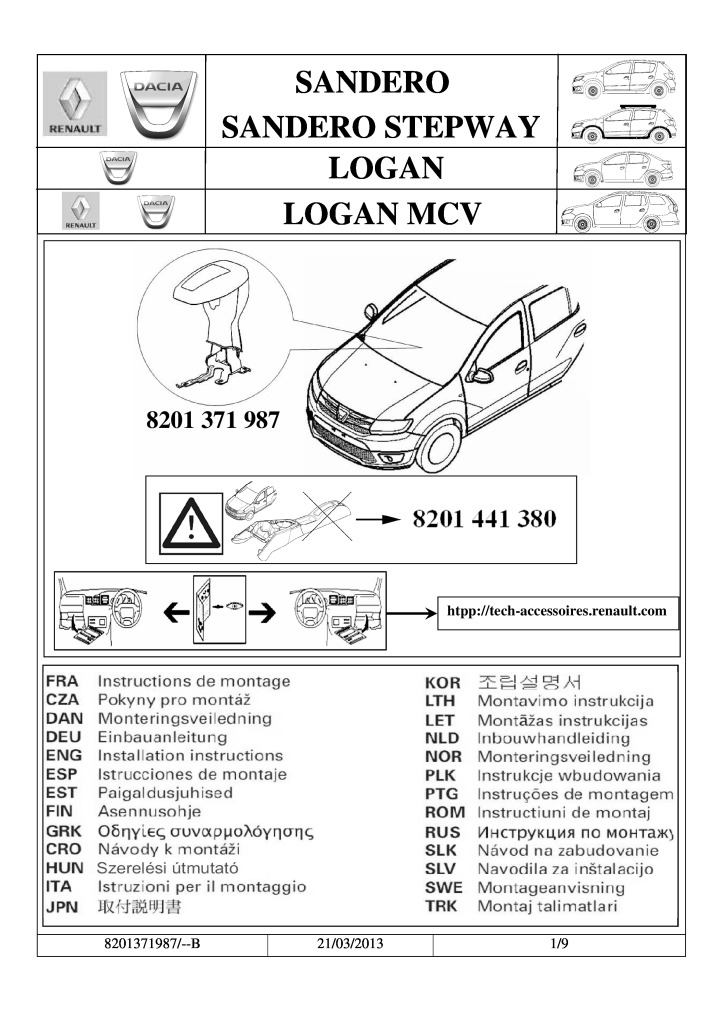 [DIAGRAM] Wiring Diagram De Manuten O Renault Logan FULL