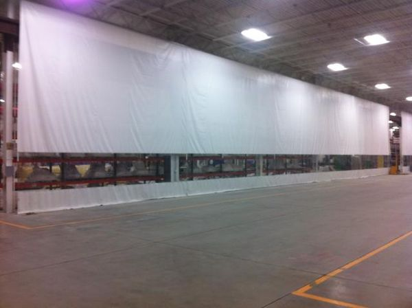 Industrial Curtain Wall Systems  Commercial Industrial Doors  DACO